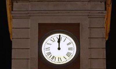 reloj de gobernación