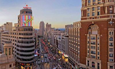 habitaciones donde dormir en Madrid